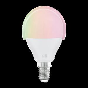 LED fényforrás BLE-RGB/CCTE14 P45 5W 2700-6500K - Eglo - 11857