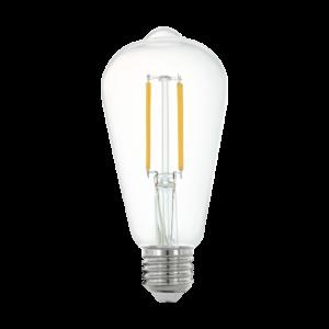LED BLE fényforrás E27 ST64 6W 2700K 806lm - Eglo - 11862