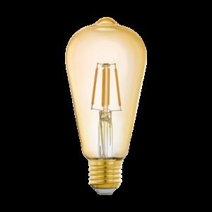 LED BLE fényforrás E27 ST64 5,5W 2200K 500lm - Eglo - 11865