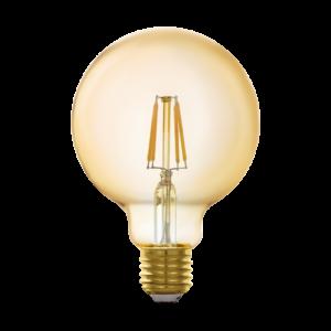 LED BLE fényforrás E27 G95 5,5W 2200K 500lm - Eglo - 11866