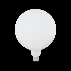 LED fényforrás E27 G200 4W 2700K 470lm opál - Eglo - 11901