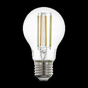 LED fényforrás CCT E27 A60 6W 2200-6500K 806lm - Eglo - 12574