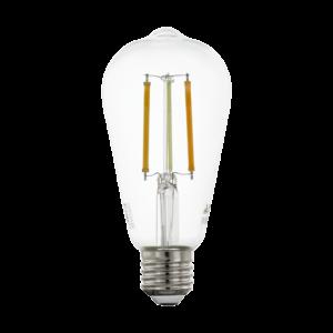 LED fényforrás CCT E27 ST64 6W 2200-6500K 806lm - Eglo - 12577