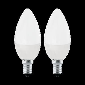 LED E14 4W 830/3000K/320lm - Eglo - 10792