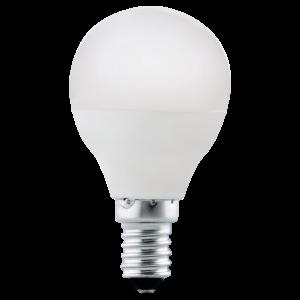 LED E14 4W 830/3000K/320lm - Eglo - 11419