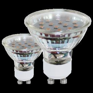 LED GU10 3W 830/3000K/240lm - Eglo - 11427