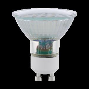 LED GU10 5W 840/4000K/400lm - Eglo - 11536