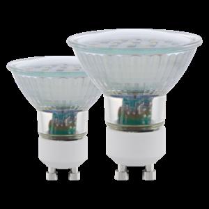 LED GU10 5W 840/4000K/400lm - Eglo - 11539