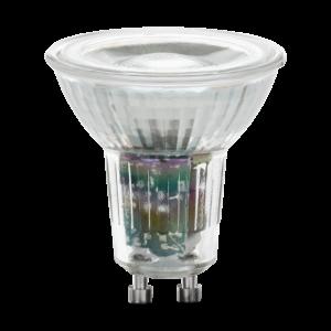 LED GU10 5.2W 830/3000K/345lm - Eglo - 11575