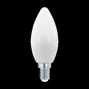 LED E14 5.5W 830/3000K/470lm - Eglo - 11643