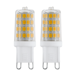 LED 3W/830 G9 Kapszula 2 db/bliszer - Eglo - 11674