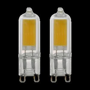 LED 2W/830 G9 Kapszula 2 db/bliszer - Eglo - 11676