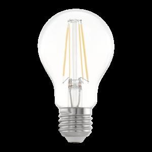LED Filament E27-A60 6W 2700K 806lm 3xdimm - Eglo - 11751