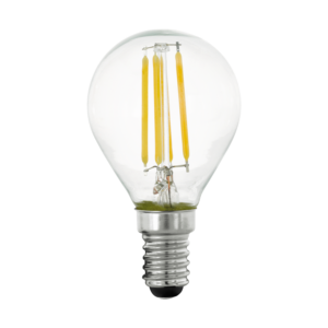 LED Filament E14 P45 4W 2700K 470lm Stepdim - Eglo - 11754