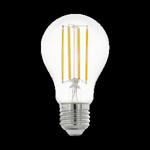 LED Filament E27 A60 8W 2700K 1055lm - Eglo - 11755