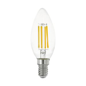 LED 4W/827 E14 gyertya forma 2700K - LED filament - Eglo - 11759