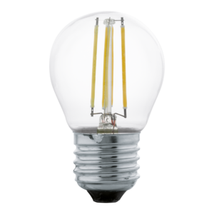 LED Filament E27 G45 4W 2700K 470lm - Eglo - 11762