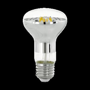 LED normál E27 R63 6W 2700K 470lm fényerőszabályzós - Eglo - 11763