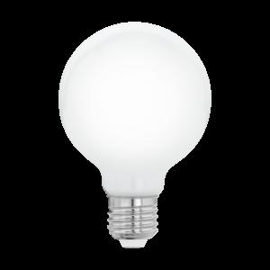 LED normál E27 G80 7W 2700K 806lm fényerőszabályzós - Eglo - 11769