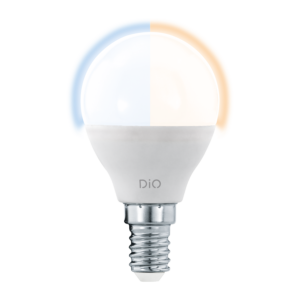 LED normál E14 P45 5W 2700-6500K 400lm távirányító nélkül - Eglo - 11804