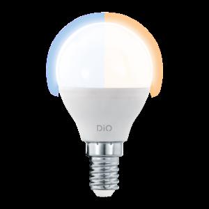 LED normál E14 P45 5W 2700-6500K 400lm távirányítóval - Eglo - 11805