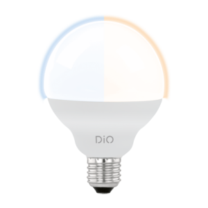 LED normál E27 G95 12W 2700-6500K 1055lm távirányító nélkül - Eglo - 11809