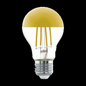 LED Filament E27 A60 7W 2700K 806lm arany - Eglo - 11835