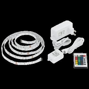 LED-es Fénysor LED-RGB 13,5W 3méter - - Ledszalag EGLO - 13532
