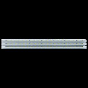 LED szalag szett 12V 3x1,6W fehér LED, 3x39cm, kábelkapcsolóval DECO - 92051