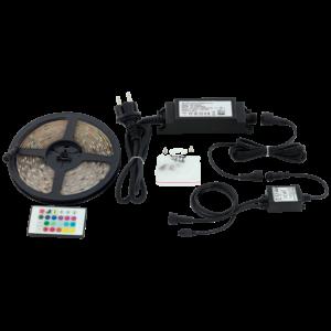 LED szalag RGB 20W átlátszó 5000mmX10mmX3mm - LED STRIPES-FLEX - Eglo - 97931