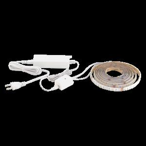 LED szalag CCT 5m 17W 2700-6500K 1800lm színhőmérséklet szabályzós, távirányítóval Led-Stripe-A - Eglo Access - 98296