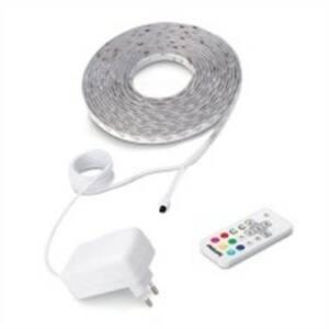 LED Szalag 1m színes RGB myLiving Indirekt fény távvezérlővel szabályozható - Consumer Philips - 70100/31/P6