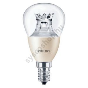 LED 4W-25W/827/E14 Kisgömb DimTone P48 CL Master - Philips - 929001140002