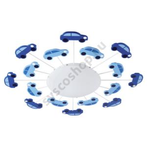 Fali/mennyezeti lámpa E27 1x60W kék autó Viki 1 EGLO - 92146