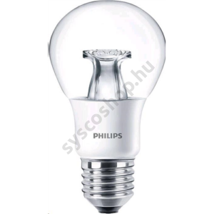 LED 6W-40W/827/E27 Normál forma DimTone A60 CL Master - Philips - 929001150802