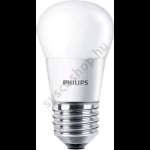 LED 4W-25W/827/E27 Kisgömb ND P45 FR CorePro - Philips - 929001157602