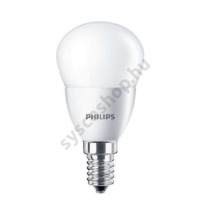 LED 3.5W-25W/840/E14 Kisgömb ND P45 FR CorePro - Philips - 929001205702