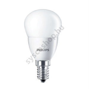 LED 3.5W-25W/840/E14 Kisgömb ND P45 FR CorePro - Philips - 929001205702