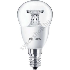 LED 5.5W-40W/827/E14 Kisgömb ND P45 CL CorePro - Philips - 929001142602