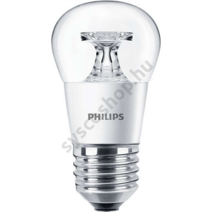 LED 5.5W-40W/827/E27 Kisgömb ND P45 CL CorePro - Philips - 929001175302