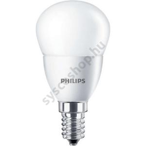 LED 5.5W-40W/840/E14 Kisgömb ND P45 FR CorePro - Philips - 929001205902