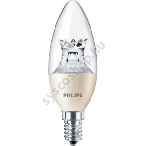 LED 4W-25W/827/E14 Gyertya DimmTone B38 CL Master - Philips - 929001139802