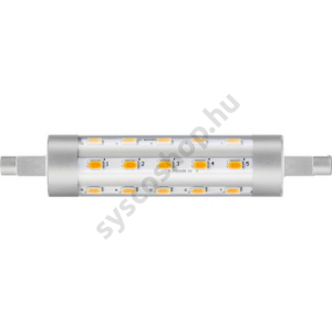 LED 6.5W-60W/830/R7S 118mm Ceruza ND CorePro - Philips - 929001186102 !