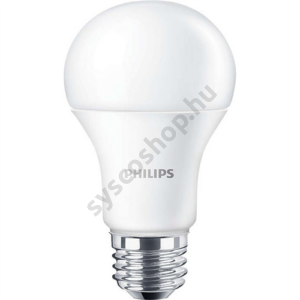 LED 10.5W-75W/830/E27 Normál forma ND CorePro - Philips - 929001162332