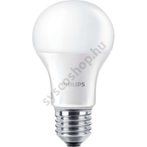 LED 10W-75W/840/E27 Normál forma ND A60 CorePro - Philips - 929001234802