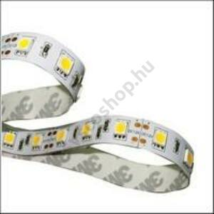LED szalag 9.6W/m 12V 60led 5050 3000K IP20 V-Tac
