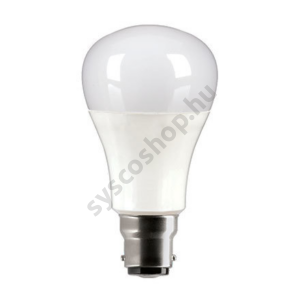 LED 7W/827 B22 normál forma 100-240V A60/F HBX1/6 Start GLS - GE/Tungsram - 71109