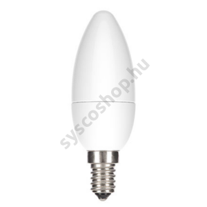 LED 4.5W/827/E14 100-240V B35/FR TWBX Start Candle - GE/Tungsram - 84559