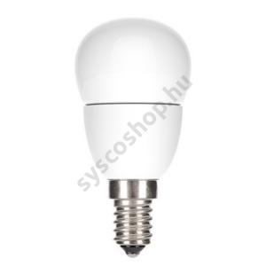 LED 4.5W/827/E14 100-240V P45/FR 1/6 Start Spherical - GE/Tungsram - 84560