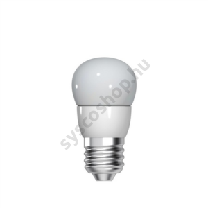 LED 3.5W/827/E27 100-240V P45/FR 1/6 Start Spherical - GE/Tungsram - 93012864
